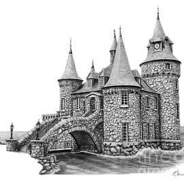 Playhouse Boldt Castle by Murphy Elliott
