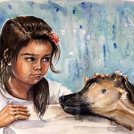 Please, don't go away by Katerina Kovatcheva