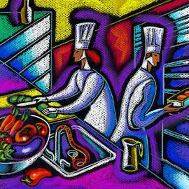 pleasure of the food preparation - Leon Zernitsky