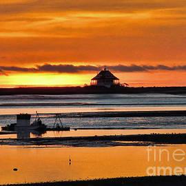Janice Drew - Plymouth Sunrise 9 17 16