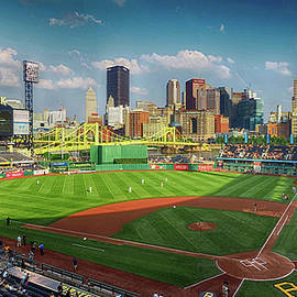C H Apperson - PNC Park Almost Game Time