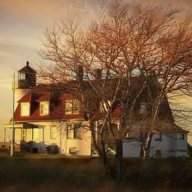 LuAnn Griffin - Point Betsie Sunset