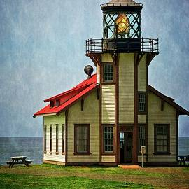 Point Cabrillo Lighthouse, Casper, California by Flying Z Photography by Zayne Diamond