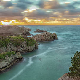 Jonathan Nguyen - Point Lobos At Sunset