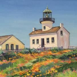 Robert Gerdes - Point Loma Lighthouse Spring