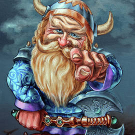 Victor Molev - Pointing Gnome