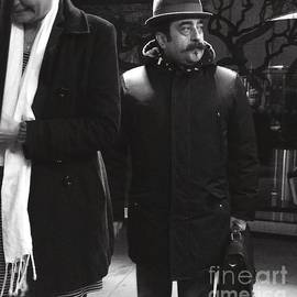 Poirot Takes the Local by Miriam Danar