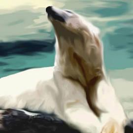 Polar Bear Life. by ArtTwoCreate LLC