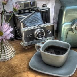 Polaroid perceptions by Jane Linders