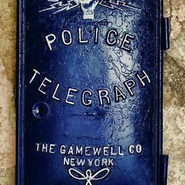 Paul Ward - Police-The Police Telegraph