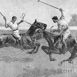 Polo Players - Frederic Remington