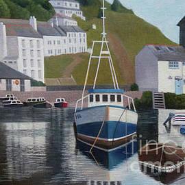 Timothy Lancaster - Polperro Harbour, Cornwall, UK