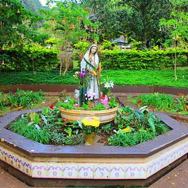 Michael Rucker - Polynesian Garden