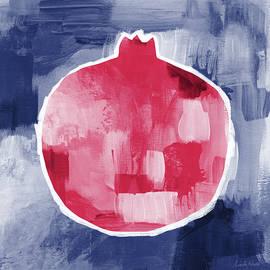 Pomegranate- Art by Linda Woods - Linda Woods