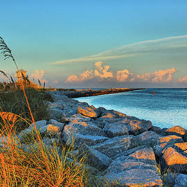 Ponce Inlet  by Ben Prepelka