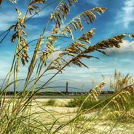 Ponce Inlet Lighthouse by Dillon Kalkhurst