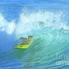 Ponce Surf by Deborah Benoit