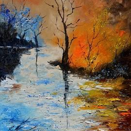 Pol Ledent - Pond 677130