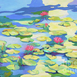 Pond 7 by Sharon Nelson-Bianco