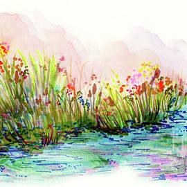 Sunrise Pond by Lauren Heller