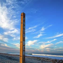 Joseph S Giacalone - Ponto Beach