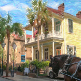 Dale Powell - Poogans Porch in Charleston SC