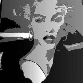 Pop Art Marilyn by Rafael Salazar