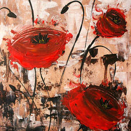 Tina LeCour - Pop Goes The Poppies