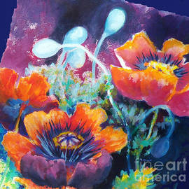 Poppies 2.2 by Kathy Braud