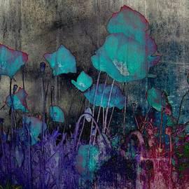 Poppies Abstract - Marianna Mills