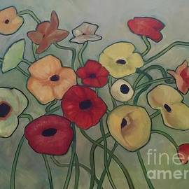 Maureen Lanza - Poppies Alive