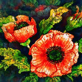 Natalie Holland - Poppies