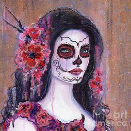 Renee Lavoie - Poppy Day of the Dead