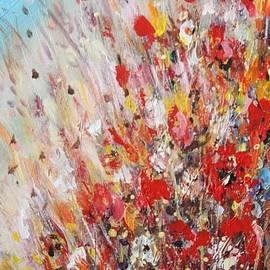Poppy Flowers by Dariusz Orszulik