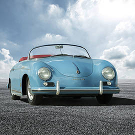 Peter Chilelli - Porsche 356 Speedster