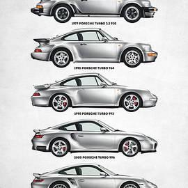 Porsche 911 Turbo Evolution