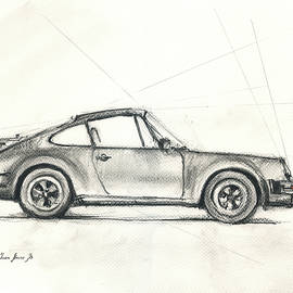Porsche 930 turbo - Juan Bosco