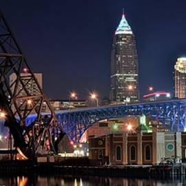 Frozen in Time Fine Art Photography - Port of Cleveland