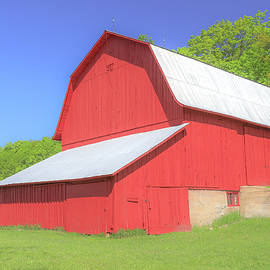 Dan Sproul - Port Oneida Historic Red Barn