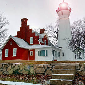 Michael Rucker - Port Sanilac Lighthouse