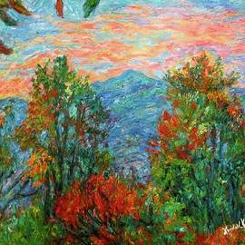 Kendall Kessler - Porter Mountain in Fall