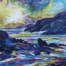 Karin McCombe Jones - Porthdafarch