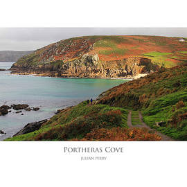 Portheras Cove by Julian Perry