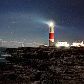 Portland Bill Lighthouse Uk by David Matthews