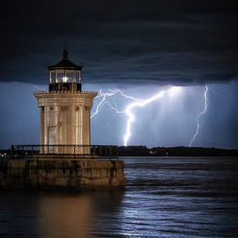 Scott Thorp - Portland Breakwater Lighthouse