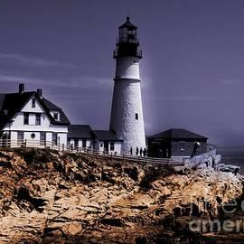 Marcia Lee Jones - Portland Head Lighthouse