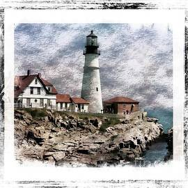 Marcia Lee Jones - Portland Head Lighthouse 2