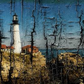 Portland Head Lighthouse 5 by Sherman Perry