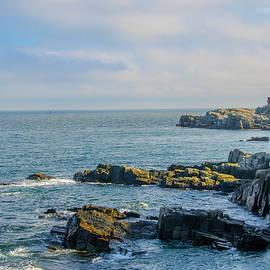 Bill Cannon - Portland Head Lighthouse at Cape Elizabeth Maine