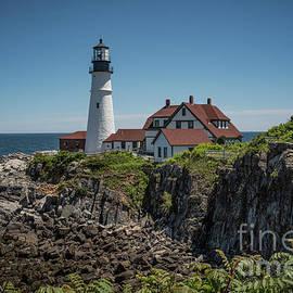 Judy Wolinsky - Portland Head Lighthouse